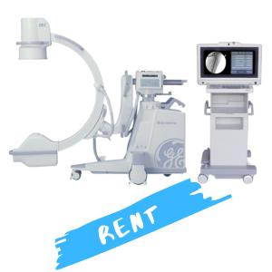 GE-OEC-9800-Plus for Rent