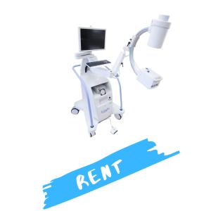 Mini C-Arm For Rent
