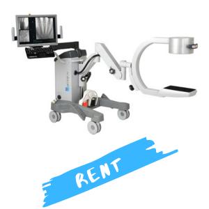 HD Mini C-Arm For Rent: