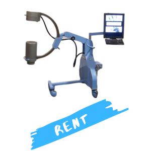 OrthoScan-HD-1000-Mini-C-ARM for Rent
