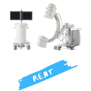 Philips-BV-Pulsera-C-ARM for Rent