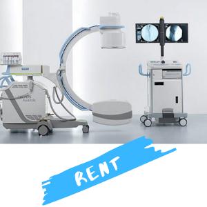 Siemens-ArcadisAvantic for Rent