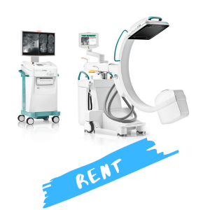 Ziehm-Vision-RFD-C-Arm for Rent
